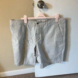 💜 Old Navy Men's Stretchy Khaki Shorts 40